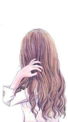 Fashion Illustration Watercolor Face Hair Ideas For 2019 Art Anime Fille, Anime Art Girl, Anime Girls, Fashion Illustration Face, Illustration Art, Design Illustrations, Sketch Painting, Drawing Sketches, Drawing Faces