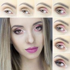 Małe wyzwanie makijażowe od Kontigo | trustmyself.pl