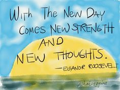 new day!