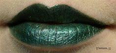Morgana Cryptoria: Absinthe lipstick