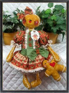 gingerbread sewing patterns - Bing Images