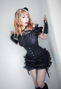 daily_lolita: Ero Lolita - I love this style