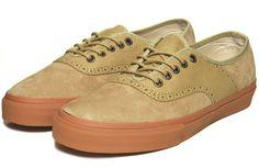 Vans Vault Authentic Spectator LX | Incense - EU Kicks: Sneaker Magazine