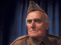 Dad's Army ,John Laurie - Private James Frazer (where all dooomded) British Sitcoms, British Comedy, British Humour, British Actors, Comedy Series, Comedy Tv, Tv Series, James Frazer, John Laurie