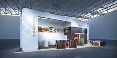Design Flooring GmbH Konzeptentwurf zur Domotex, Hannover  56m²