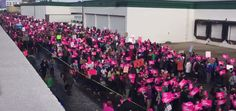 500 Forced-Birthers rally in St. Paul to support Republicans defunding Planned Parenthood. They were met by over 5,000 Planned Parenthood supporters.   In...