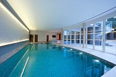 Swimming pool designs pools and pool designs on pinterest for Indoor swimming pool builders