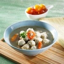 Bakso Saus Manis :: Meatballs with Sweet Sauce | Yummy Light Snack ...