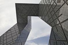 CCTV tower, Beijing, China, 2011