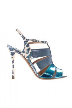 """This is very """"Romy & Michelle's High School Reunion."""" All 106 Pairs From Nicholas Kirkwood's Huge Pre-Spring Collection"""