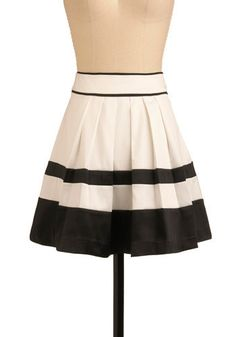 Double-Decker Cookie Skirt | ModCloth $39.99