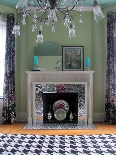 1000 Images About Fireplace Redesign On Pinterest