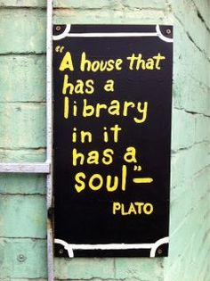 Plato // Couldn't agree more!