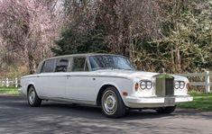 Rolls Royce Limousine, Rolls Royce Silver Shadow, Car, Rolls Royce Limo, Automobile, Autos, Cars