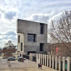 """""""Anacleto Angelini UC Innovation Center by #AlejandroAravena #ELEMENTAL (2015) #Santiago #Chile  interesting building, great interiors for…"""""""