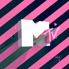 Cartoon Wallpaper Iphone, Iphone Wallpapers, Mtv Music Television, Music Week, Retro Waves, Logo Concept, Mood Pics, Creative Logo, Wall Prints