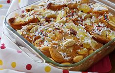 Capirotada (Bread Pudding With Raisins, Apricots, And Cheese) Recipes ...