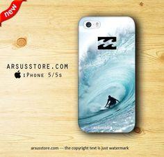 Surfing Wallpaper Billabong iPhone Case 5 5s 5c 4 4s