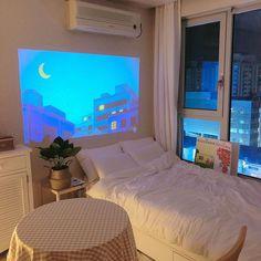 Dream Rooms, Dream Bedroom, Room Ideas Bedroom, Bedroom Decor, Study Room Decor, Study Rooms, Bedroom Inspo, Minimalist Room, Pretty Room