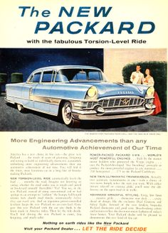 1955 Packard Patrician 4-Door Sedan