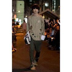 #yoshikihanzawa #coconogacco #ここ展 #ここのがっこう #TAT #transartstokyo #awai #collection #fashion #tokyo #japan #2015 #fashionsnapcom
