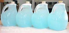 homemade laundry detergent 2