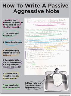 Funny pictures about How to write passive-aggressive notes. Oh, and cool pics about How to write passive-aggressive notes. Also, How to write passive-aggressive notes. Haha Funny, Hilarious, Funny Ads, Funny Memes, Funny Stuff, Funny Videos, Funny Commercials, To Infinity And Beyond, Look At You