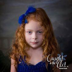 Little Redhead. Love it! <3