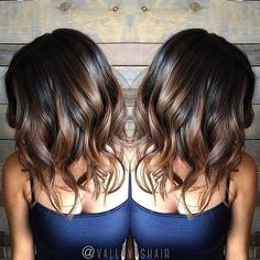 Balayage Hair Black Hair | Hairstyles Magazine