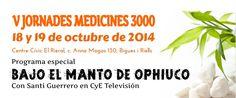 Pau Porcel. V JORNADES MEDICINES 3000 - BAJO EL MANTO DE OPHIUCO