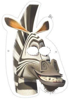caretas de Madagascar