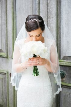 When choosing your wedding bouquet, turn to the professionals, and who better than award-winning wedding florist Emily&Me. Green And White Wedding Flowers, Wedding White, White Bridal, Green Wedding, Lace Wedding, Fine Art Wedding Photography, Timeless Photography, Wedding Bouquets, Wedding Dresses