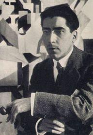 Rafael Barradas, Uruguay, Montevideo  (Manuel Perez Gimenez Rafael Barradas). F. 4 jan av 1890.  D. 12 februari av 1929 (39 år) i Uruguay   Område: Målning, teckning   Rörelser: Vibrationism - Beste, Grand Prix i Paris, 1925
