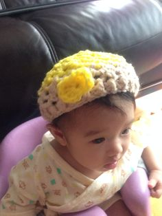 Baby bennie crochet