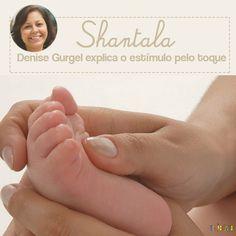 A shantala ficou muito conhecida por ser aplicada em bebês novinhos. A especialista Priscila Castanho tira as dúvidas sobre o assunto nesta entrevista