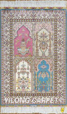 Pin De Henan Yilong Carpet Co Ltd En 2 7 39 X4 39 Persian