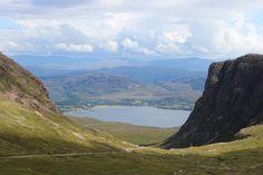 Applecross Pass, Scotland