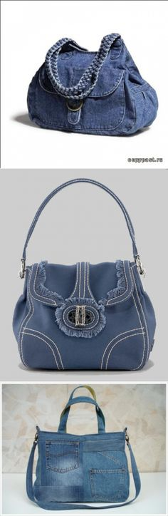 Search Postile: denim bag