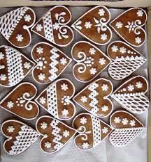 Easy Christmas Cookies Decorating, Christmas Sugar Cookies, Valentine Cookies, Holiday Cookies, Christmas Baking, Cookie Decorating, Honey Cookies, Iced Cookies, Fun Cookies