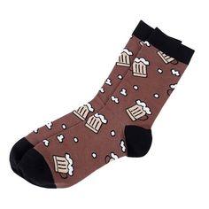 Cotton Socks Pizza Coffee Novelty Food Socks