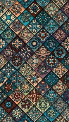 Graphic Wallpaper, Apple Wallpaper, Textured Wallpaper, Colorful Wallpaper, Screen Wallpaper, Flower Wallpaper, Pattern Wallpaper, Aztec Wallpaper, Wallpaper Art