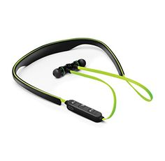 Soundlogic StayFit bluetooth stereo headset with in-ear magnetic earbuds  and hands free calling - 049a3ab33f8cf