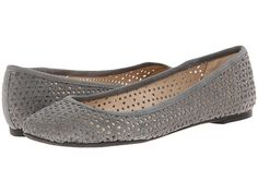Nine West Atypical Grey Suede - Zappos.com Free Shipping BOTH Ways