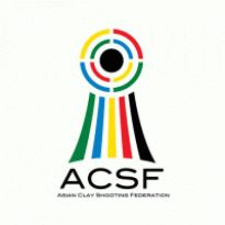 ACSF Asian Clay Shooting Federation Logo. Get this logo in Vector format from http://logovectors.net/acsf-asian-clay-shooting-federation/