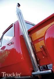 תוצאת תמונה עבור truck stack exhaust