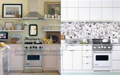Styling Open Shelving Kitchen Styling Open Shelving Kitchen Design by lokesh.saini.9822
