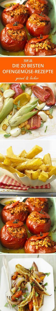 Die 20 besten Ofengemüse-Rezepte | eatsmarter.de