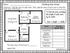 Perimeter Worksheets 4th Grade Math games Pinterest