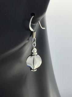 Allergy Free Sterling Silver Teardrop Earrings