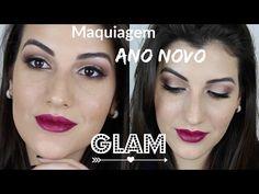 ENGEFROM ENGENHARIA E VENDAS COMERCIAIS: Maquiagem fácil e Glam para Ano Novo | Reveillon
